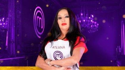 Atilana Rosas (Foto: Cortesía de TV Azteca/MasterChef México)