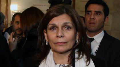 Miriam Quiroga (foto NA)