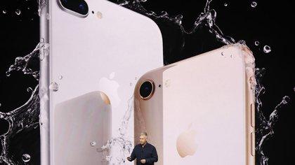 El iPhone SE2 tendría un diseño parecido al iPhone 8 (REUTERS/Stephen Lam)