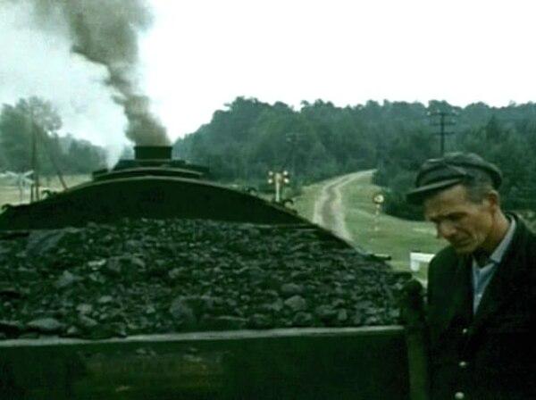 """Una escena de """"Shoah"""", documental de más de nueve horas sobre el Holocausto"""