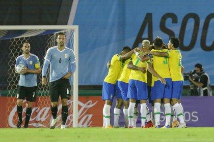 Brasil ganó los cuatro partidos que disputó (Reuetrs)