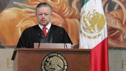 """CIDH """"expresó su preocupación"""" por la ampliación del periodo de Arturo Zaldívar en la SCJN"""