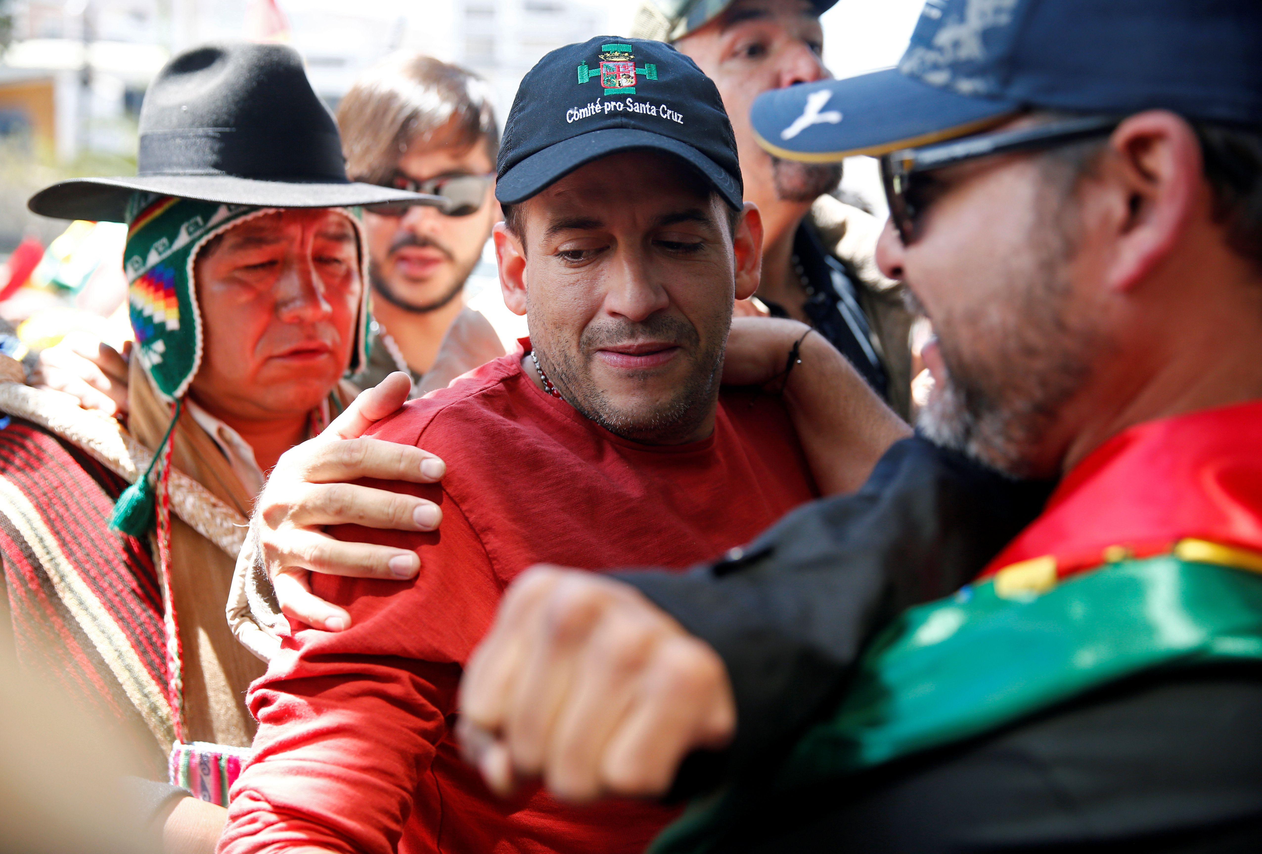 Luis Fernando Camacho,REUTERS/David Mercado