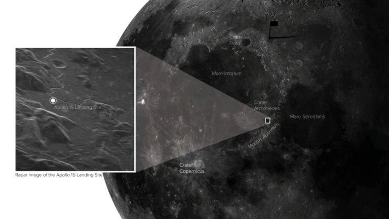 Una nueva tecnología permite obtener fotos de la luna con una resolución nunca antes vista