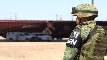 Uniforme de la Guardia Nacional (Foto: Cuartoscurso)