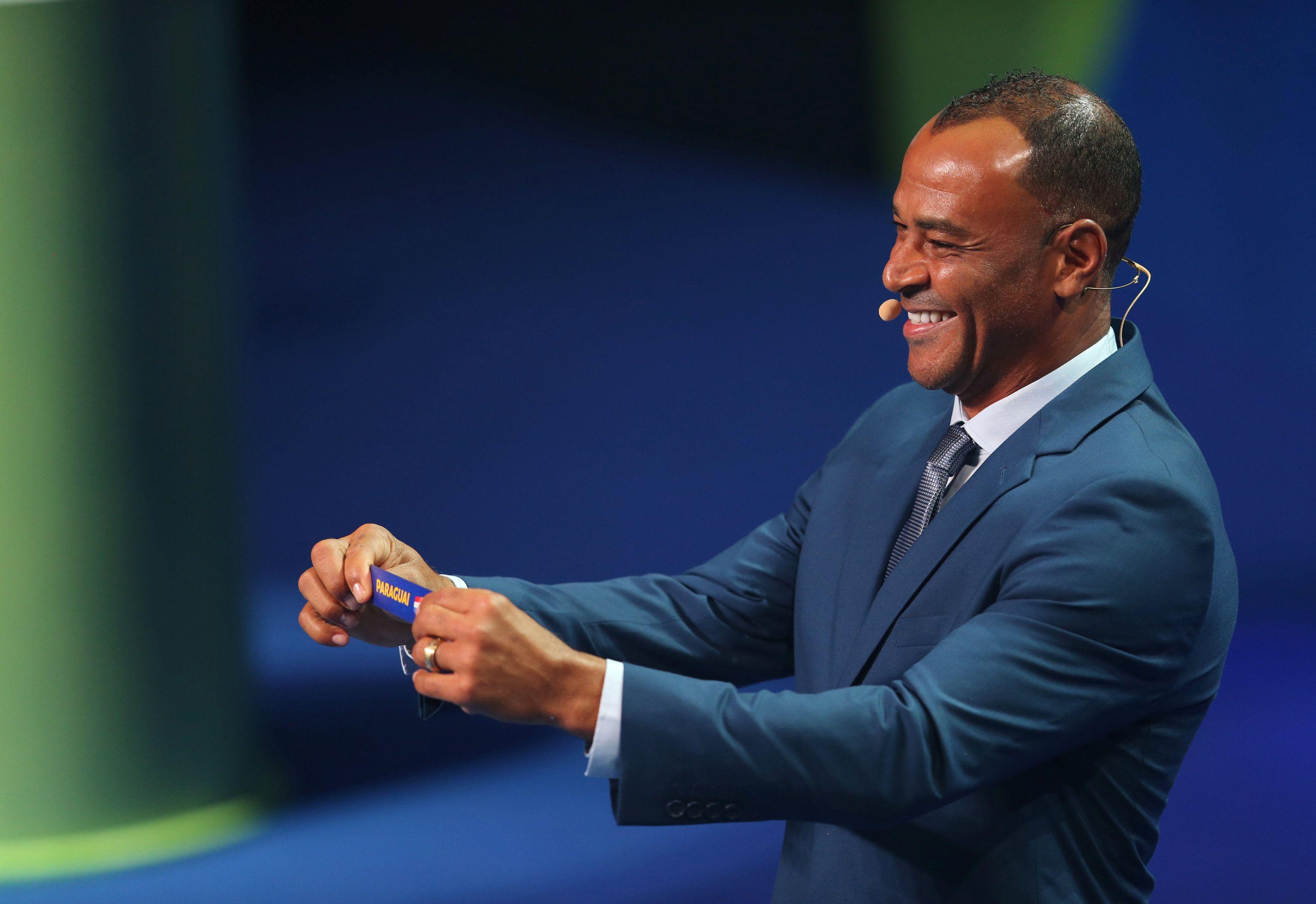 Cafu es embajador de la FIFA (Reuters)