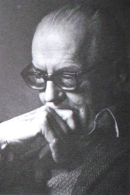 Horacio Butler en 1980 (Foto de Anatole Saderman)