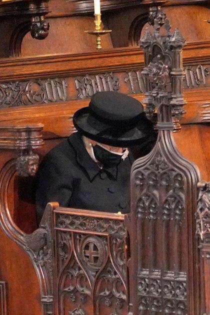 El dolor de la reina Isabel por la pérdida de su compañero, que la acompañó durante 73 años