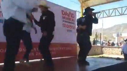 """Mujeres son llamadas """"pinches viejas"""" en mitin de David Monreal, candidato a la gubernatura de Zacatecas"""
