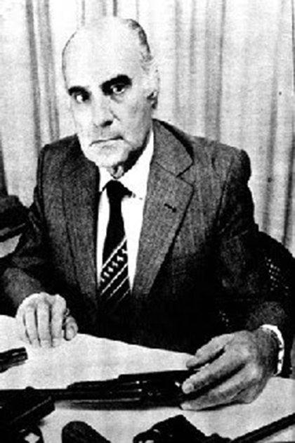 El General Ramón Camps