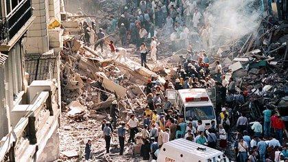Se cumplen 27 años del atentado a la Embajada de Israel