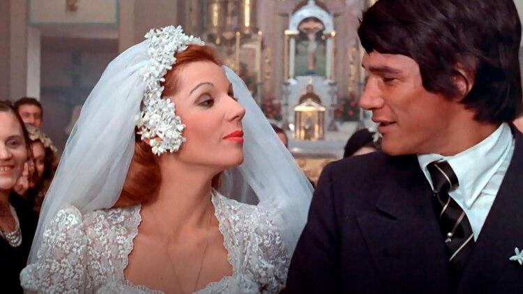 El gran día del casamiento