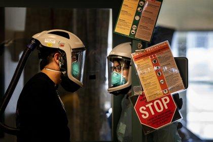 La Ciudad de México continúa concentrando el mayor número de contagios y muertes por COVID-19 (Foto: The Washington Post)