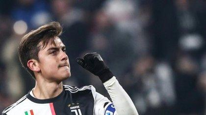 Dybala, de 26 años, volverá a entrenarse con Juventus