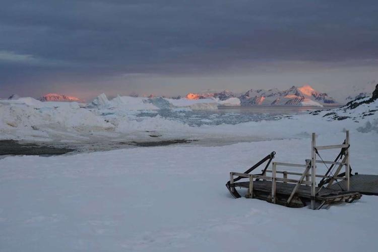 La situación es más grave de lo que se creía. (Hamish Pritchard, British Antarctic Survey via AP)