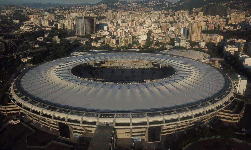 El estadio Maracaná de Río de Janeiro será una de las sedes de la Copa América (REUTERS/Pilar Olivares)