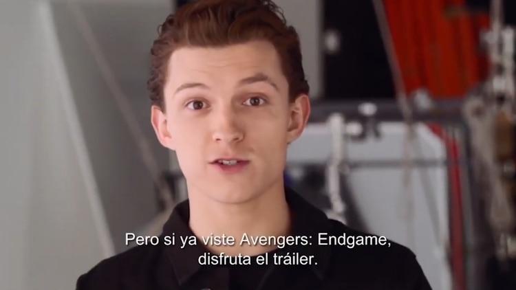 """El nuevo tráiler de """"Spider-Man: Far from Home"""" incluye spoilers de """"Avengers: Endgame"""""""