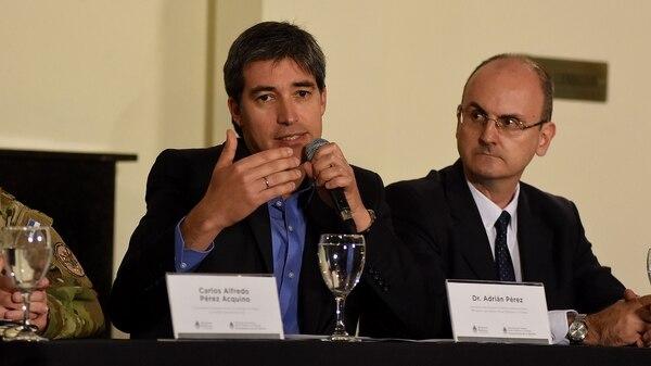 Adrián Pérez, secretario de Asuntos Políticos (Nicolás Stulberg)