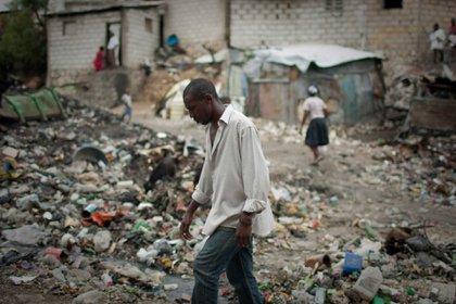 Un brote de cólera se llevó la vida de unas 10 mil personas tras el terremoto de 2010