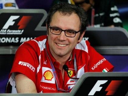 Stefano Domenicali es el nuevo CEO de la Fórmula 1 (REUTERS/Edgar Su)