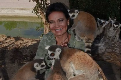 Amy Camacho era la directora de Africam Safari, el zoológico más grande de América Latina, pero además era reconocida por los  programas de conservación de especies en peligro de extinción y su activismo en pro de la naturaleza Foto: Instagram/africamsafaripuebla