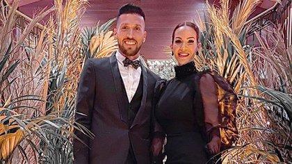 Tamara Gorro habló de su vida íntima con el futbolista argentino Ezequiel Garay en su nuevo programa (Foto: @tamara_gorro)