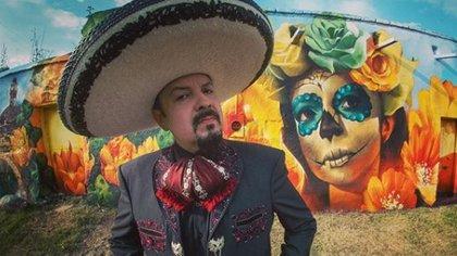 Uno de los sujetos asesinados en el ataque era el encargado de vigilar la seguridad de Pepe Aguilar cuando se encuentra en Zacatecas (IG: pepeaguilar_oficial)