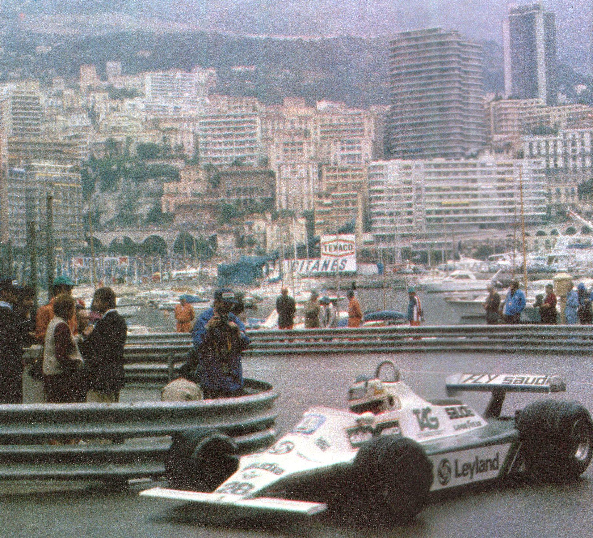 historia gran premio de monaco F1