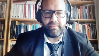 fiscal Abel Córdoba