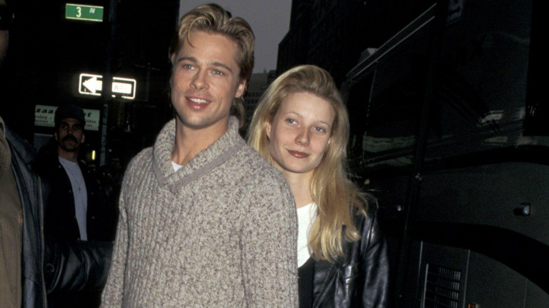 Brad Pitt amenazó a Harvey Weinstein cuando Gwyneth Paltrow le contó que había tratado de abusar de ella