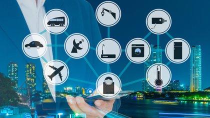 Se estima que para el año próximo ya habrá 20 mil millones de dispositivos IoT funcionando en el mundo(Shutterstock)