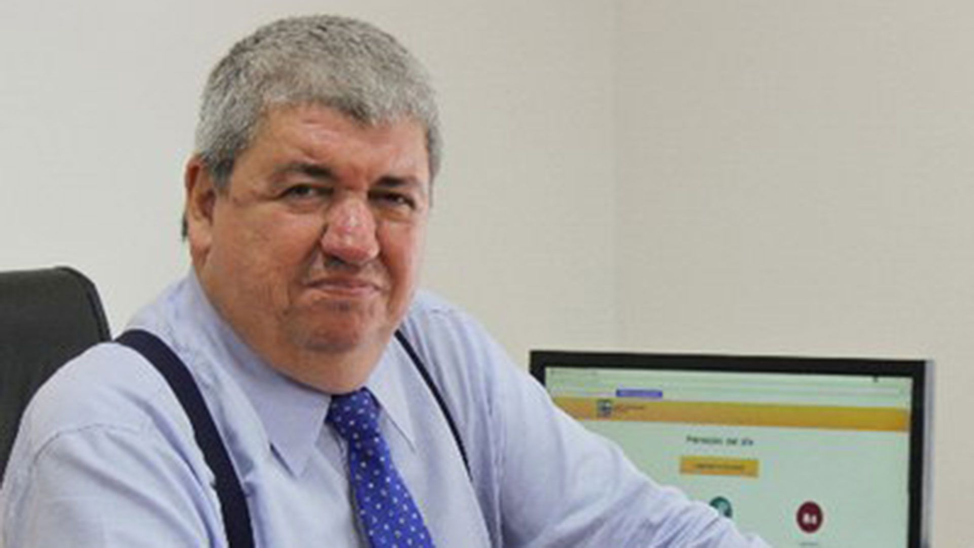 Ricardo Pedace es socio del Rotary Club de Caballito