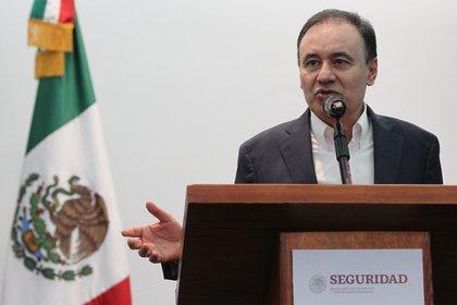 El secretario de Seguridad y Protección Ciudadana, Alfonso Durazo. (Foto: EFE/Mario Guzmán/Archivo)