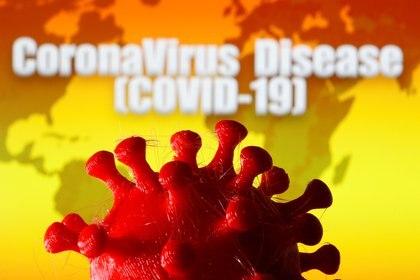 El nuevo coronavirus irrumpió en China en diciembre de 2019 - REUTERS / Dado Ruvic / Illustration