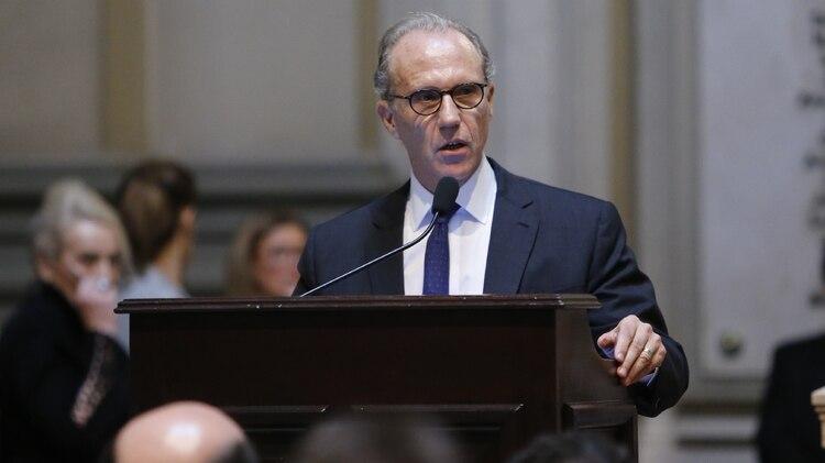 Carlos Rosenkrantz, presidente de la Suprema Corte de Justicia de la Nación (Nicolás Aboaf)