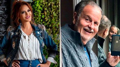 """""""Me siento mal"""": Lucía Méndez recordó el día en que Raúl de Molina la tocó sin su consentimiento"""
