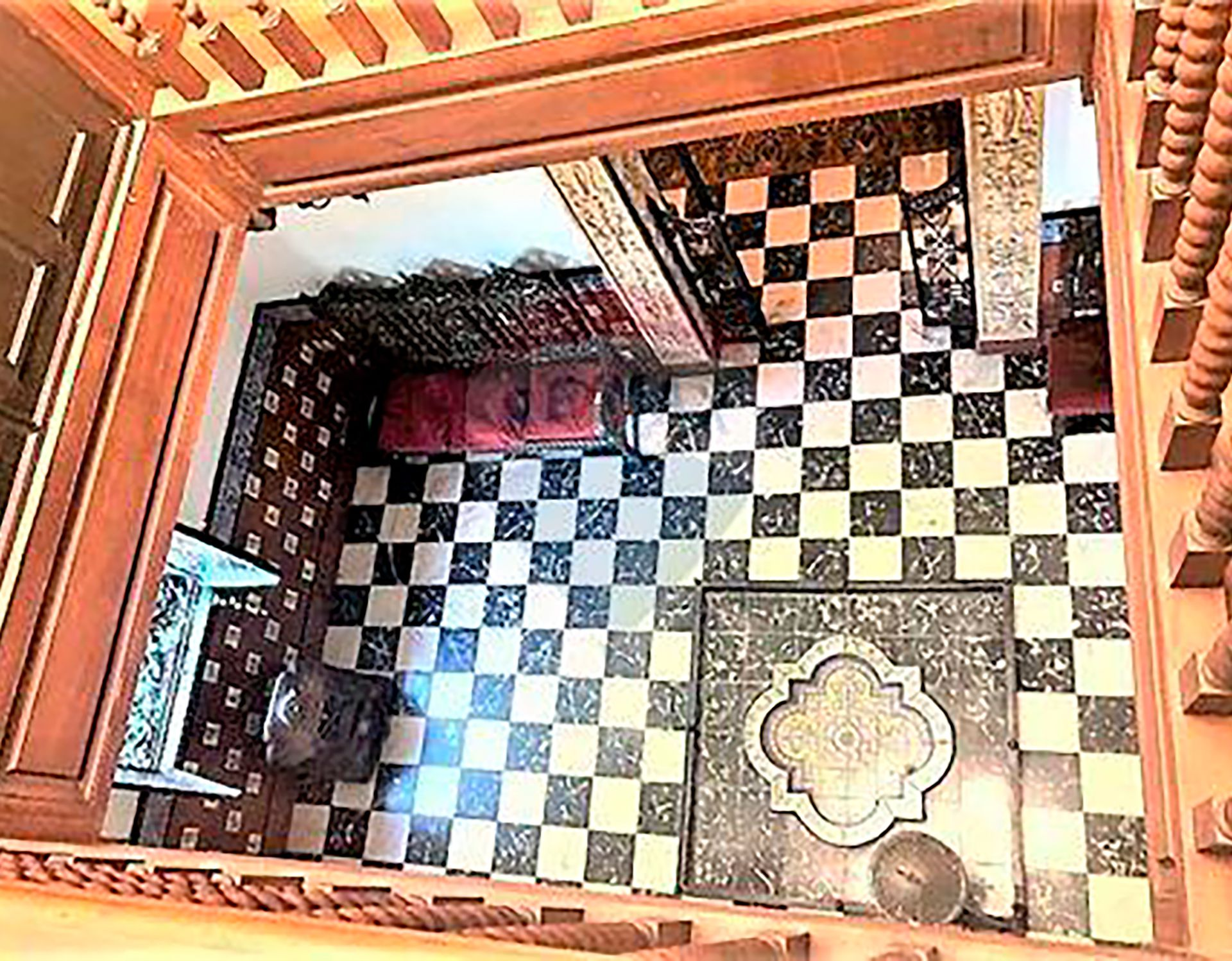 La manola, el pequeño castillo de Martínez