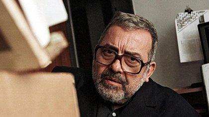 Jorge Barón Biza (archivo Marcela Marbián)