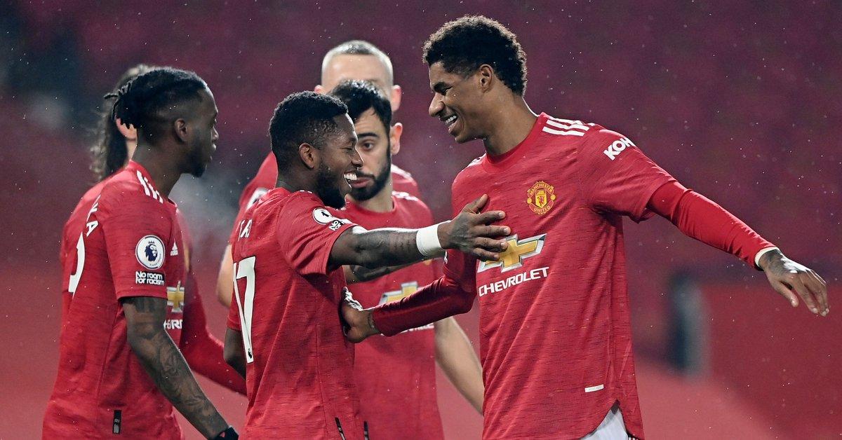 Histórica goleada del Manchester United: aplastó 9 a 0 al Southampton  - Infobae