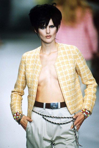 En 2011 fue premiada como mejor modelo británica por la British Fashion Awards (Shutterstock)