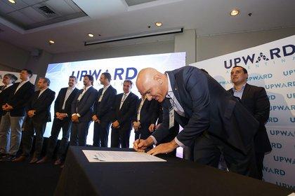 Los CEOs y líderes de organizaciones firmaron un compromiso para apoyar el cambio