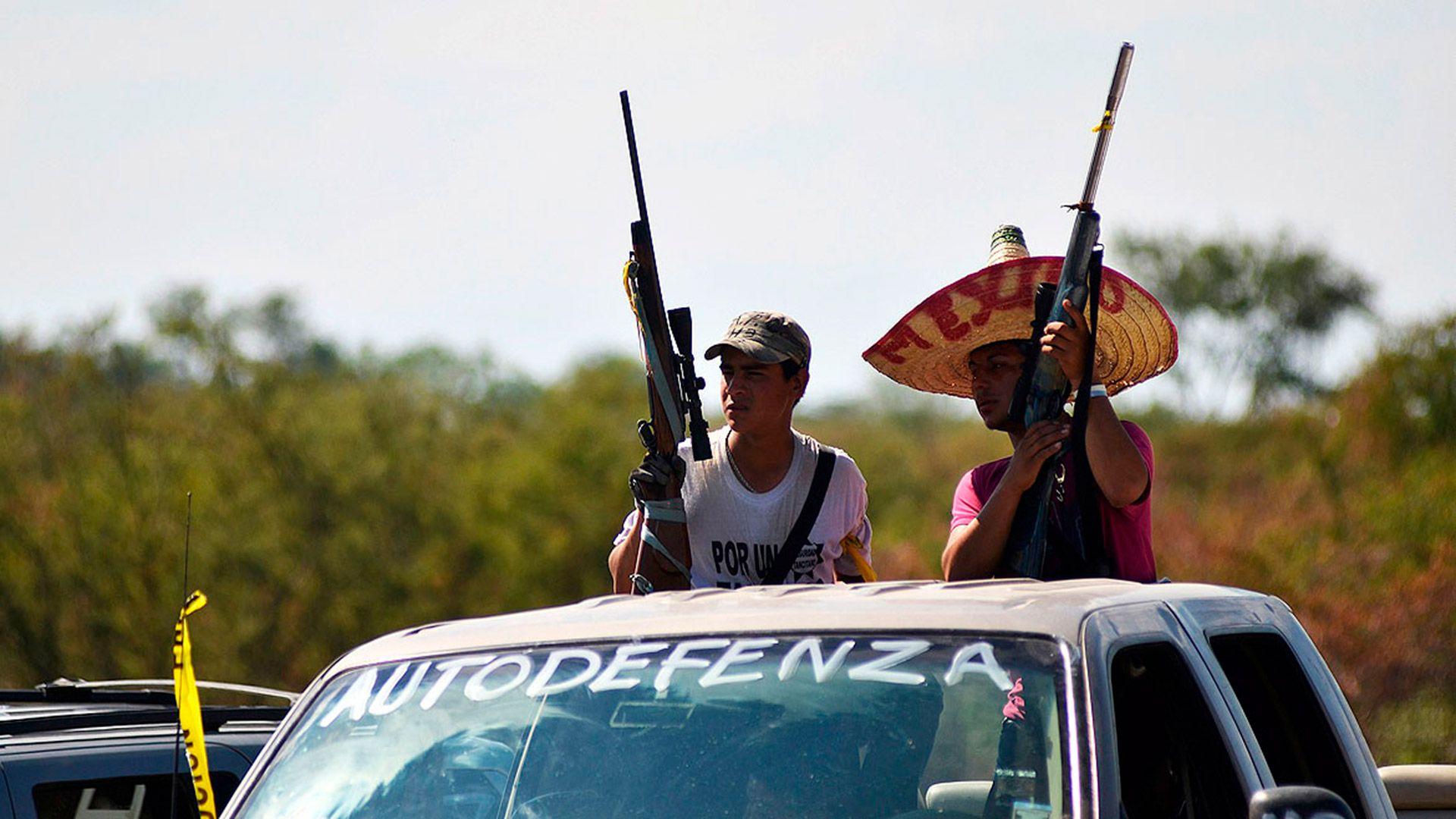 autodefensa Michoacan 1