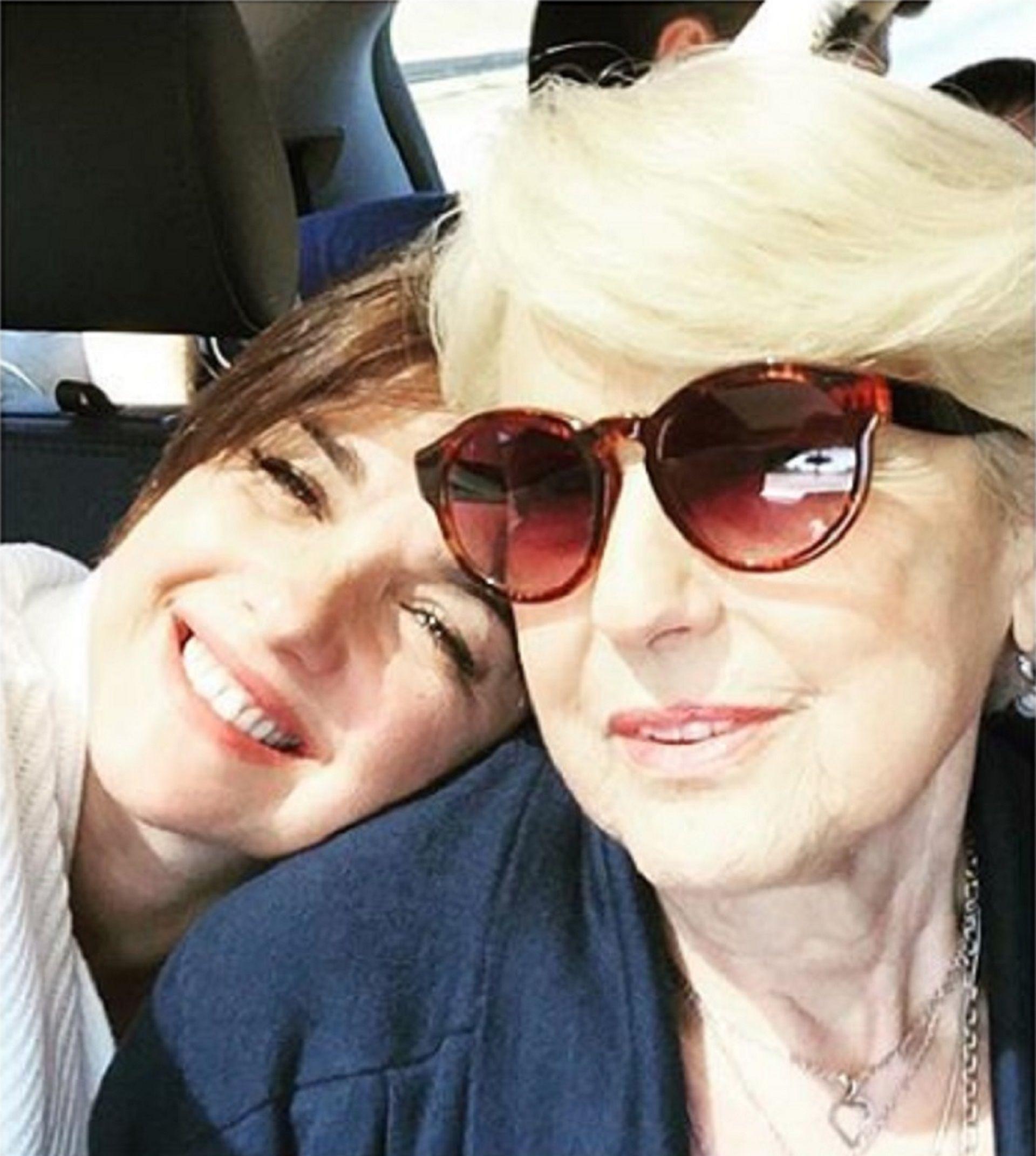 Amor eterno: Araceli González y su mamá, Rosa Monteferrario