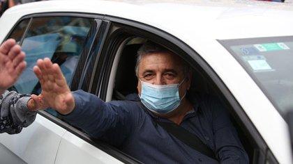 El diputado nacional Mario Negri (Mario Sar)