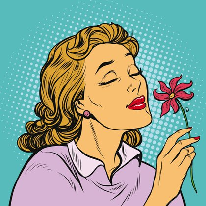Se estima que el ser humano tiene entre 10 y 20 millones de neuronas o células olfatorias