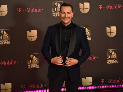 The Puerto Rican singer Víctor Manuelle will take the place of Carlos Rivera (Photo: EFE / Gaston De Cardenas / Archive)