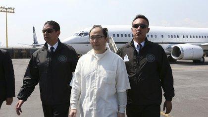 Suprema Corte negó amparo a Zhenli Ye Gon; continuará preso en la cárcel del Altiplano (FOTO: PGR /CUARTOSCURO)