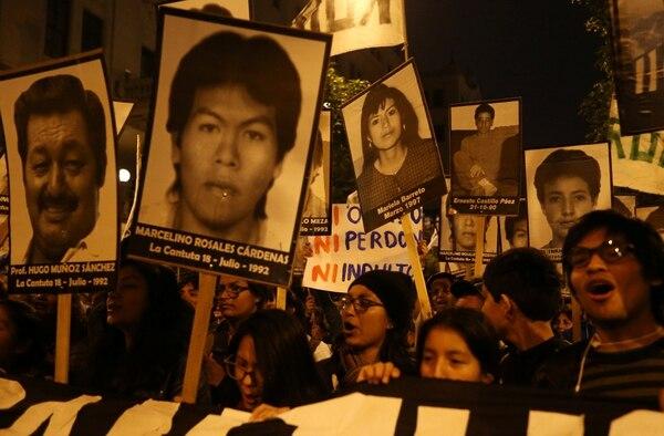 Resultado de imagen para fujimori asesinatos