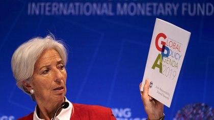 Christine Lagarde (REUTERS/James Lawler Duggan)