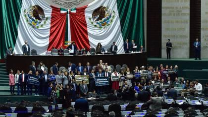 La Cámara de Diputados aprobó esta semana un proyecto de ley para crear un fondo de emergencia de 181,000 millones de pesos (USD 7,412 millones) (Foto: Cuartoscuro)